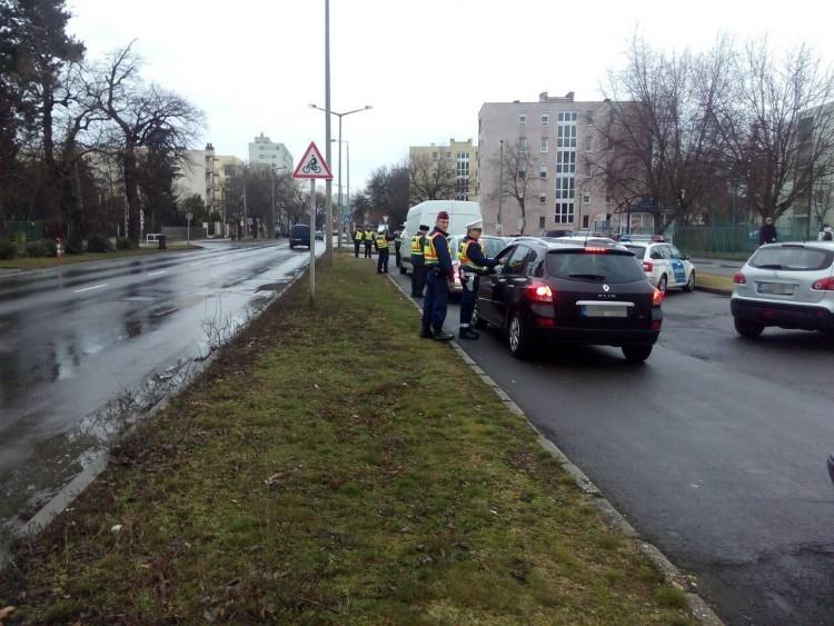 Egy sofőr beleszaladt a finn módszeres ellenőrzésbe