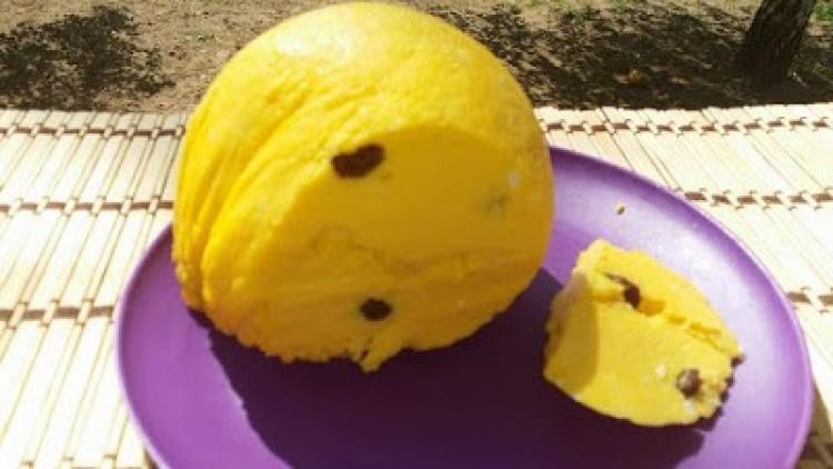 Recept: sárga túró húsvétra