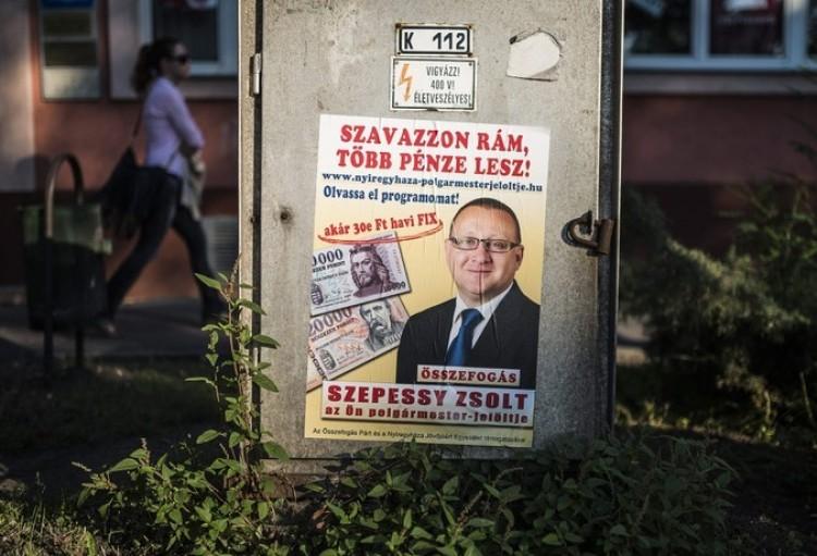 Felfüggesztették egy nyíregyházi jelölt mentelmi jogát