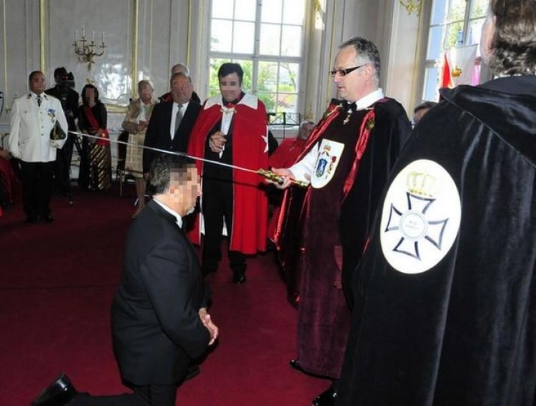 Magyarokat húzott csőbe egy osztrák herceg