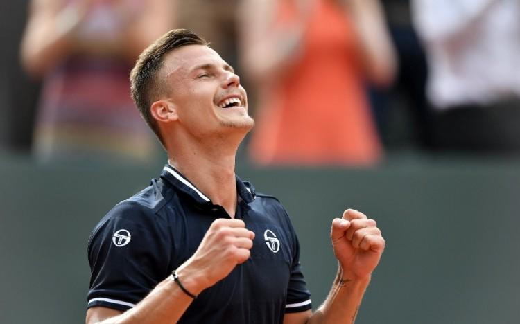Fucsovics folytatta menetelését a Roland Garroson is