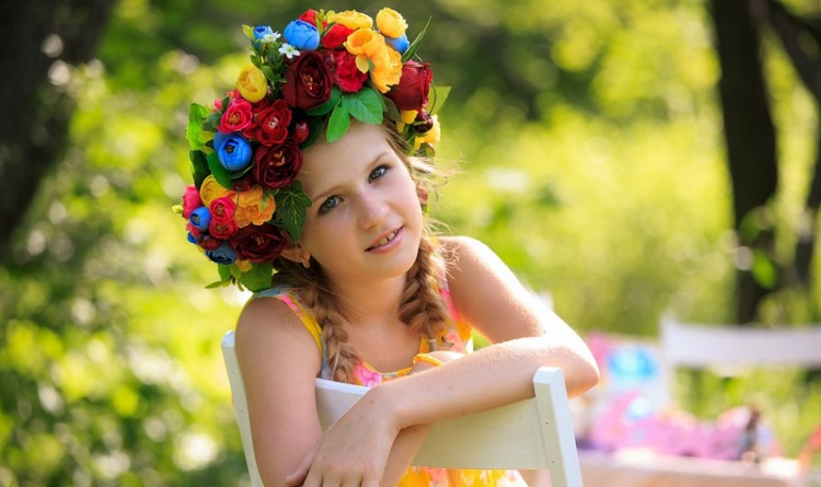 Vastag Tamás és bűvészek a mátészalkai gyermeknapon