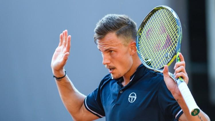 Visszaesett a világranglistán a nyíregyházi teniszcsillag