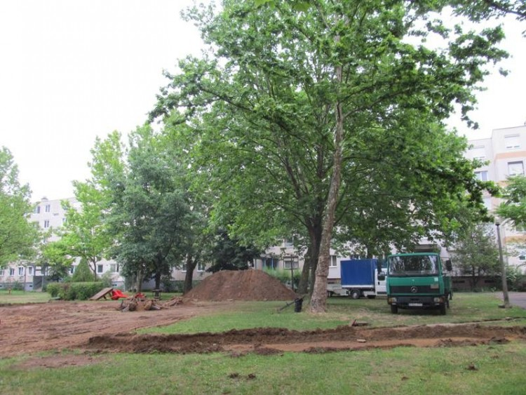 További parkok újulnak meg Nyíregyházán
