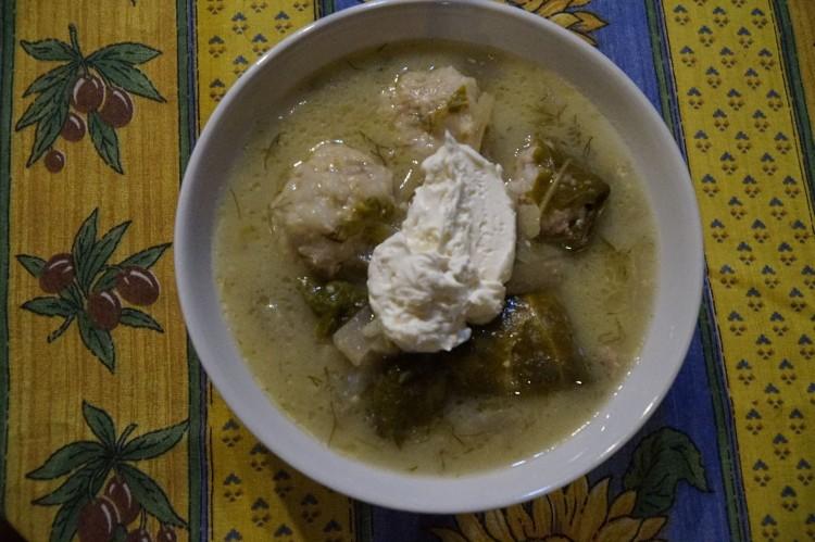 Recept: lusta asszony töltött karalábéja