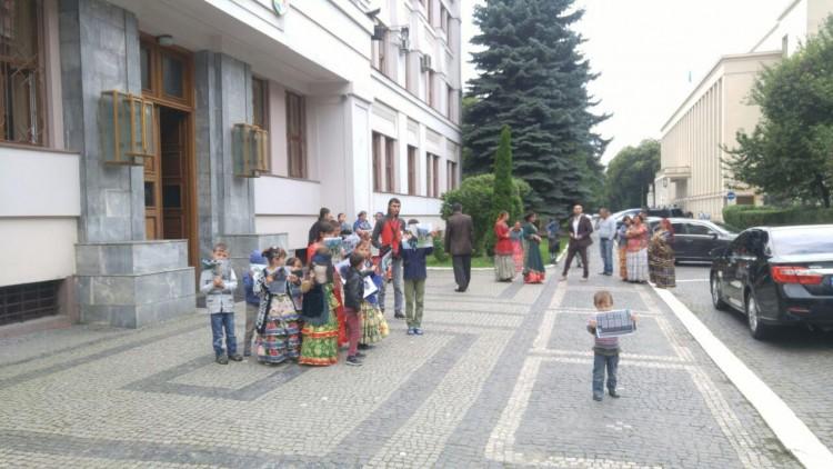 Kárpátaljai magyar romákra támadtak