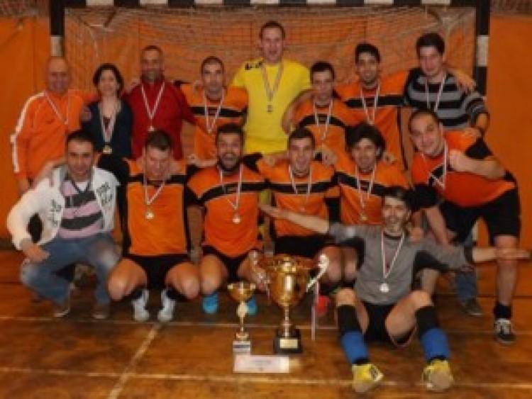 A Debrecen nyerte a bajnokságot