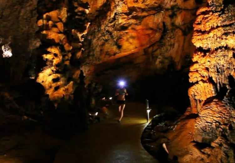 Föld alatti futóversenyt rendeznek Borsodban