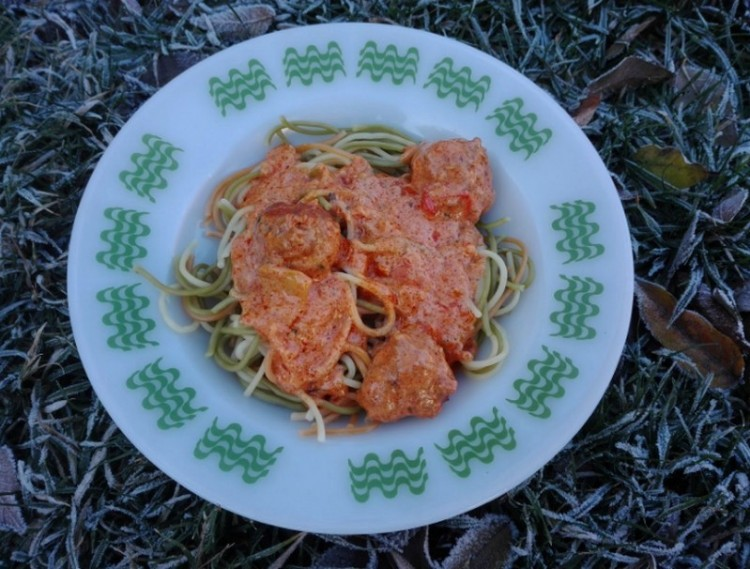 Recept: bakonyi húsgombóc