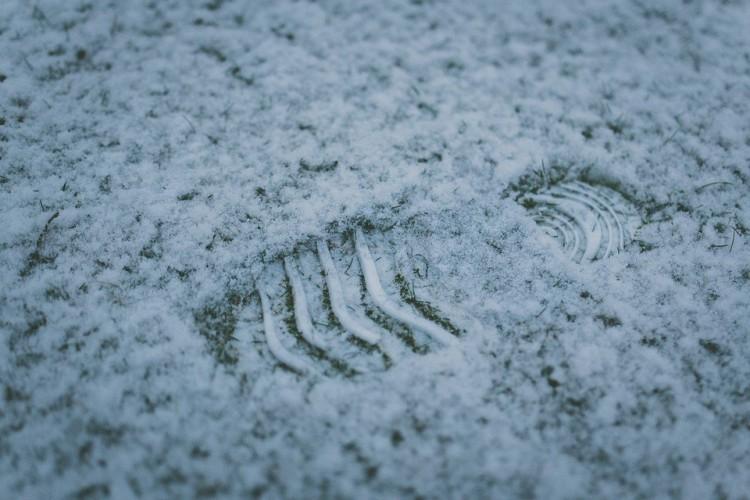 Hóban fekvő embert találtak Ózdon