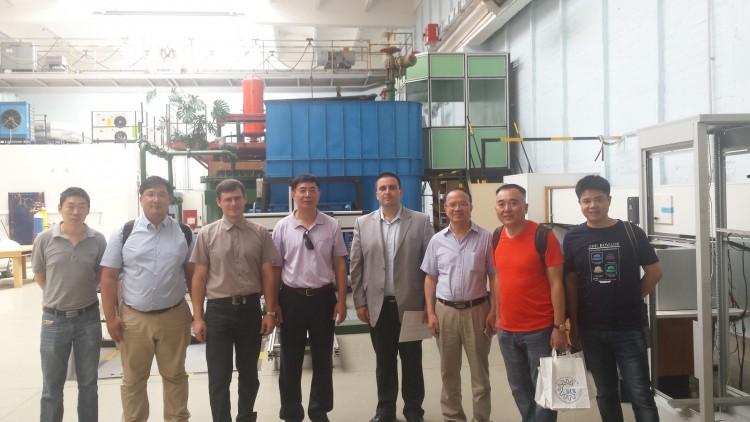 A járműiparban érdekelt kínaiak szimatoltak Miskolcon