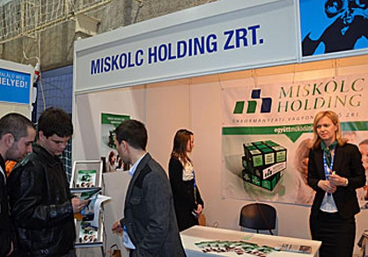 Nagyon megy a Miskolc Holding