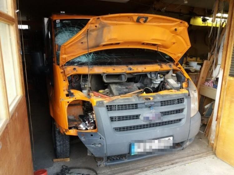 Boldvai teherautós hagyta ott áldozatát +Videó