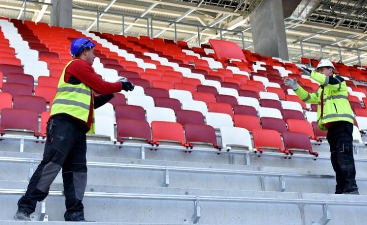 Csúszik az új diósgyőri stadion átadása