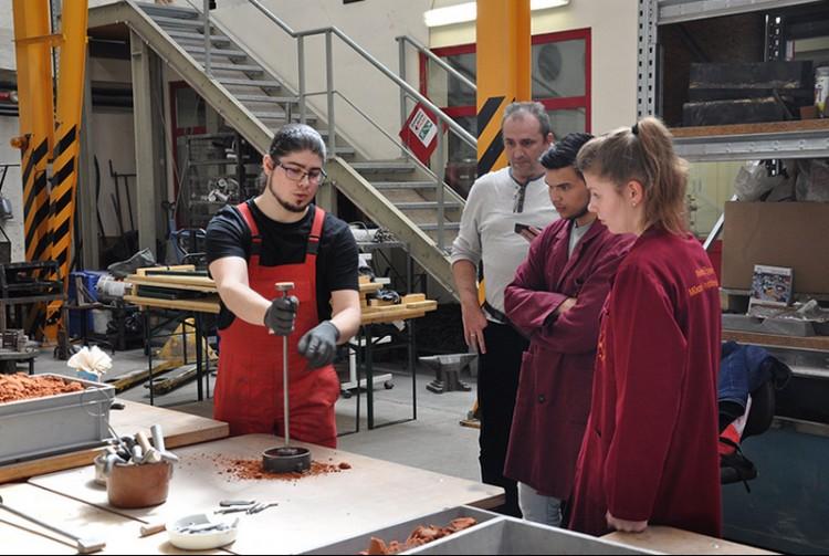 Workshopra gyűltek a miskolci diákok