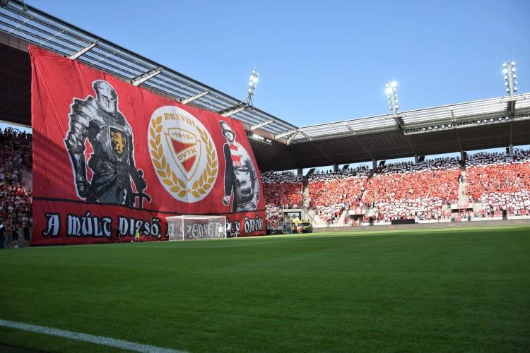 Nézzen be a vadonatúj Diósgyőri Stadionba!