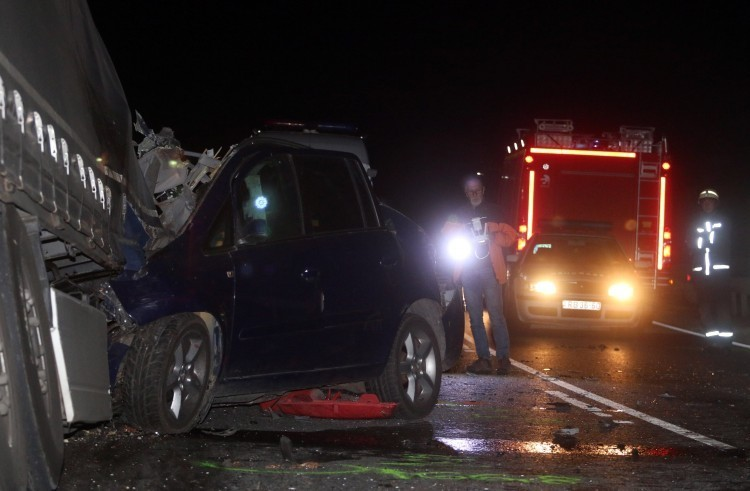 A vádlottak padjára ültetik a sajószentpéteri kamionsofőrt