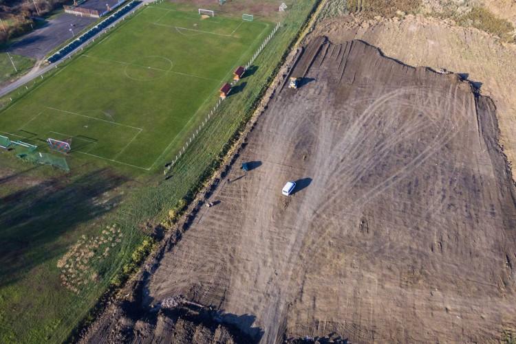 Új futballpályát kap a zempléni kisváros