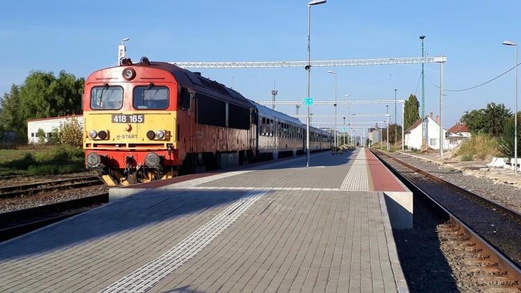 Újra utazhatnak ezen a borsodi vasútvonalon