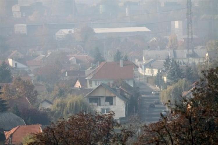Ismét egészségtelen a levegő Miskolcon és környékén