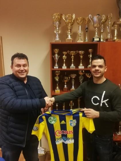 Nyíregyházi focistával erősít Mezőkövesd