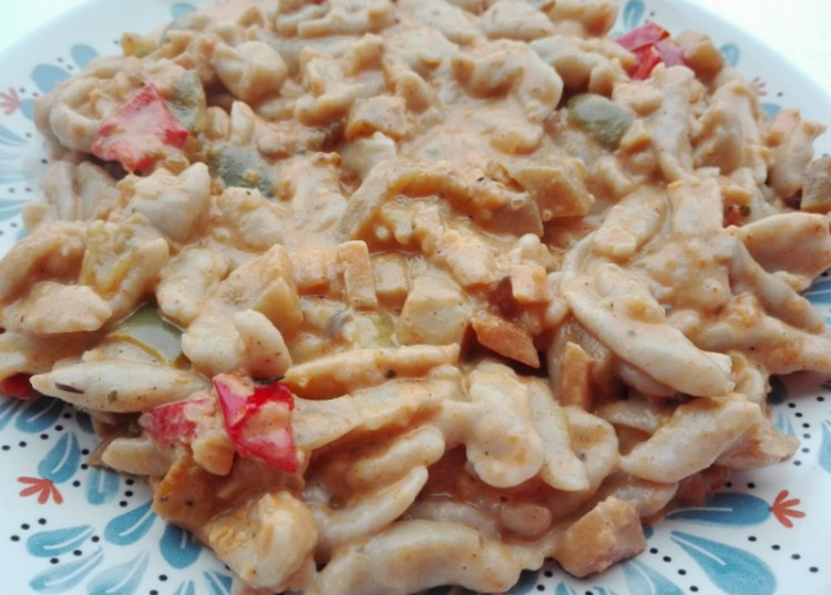 Recept: vegetáriánus Bakonyi