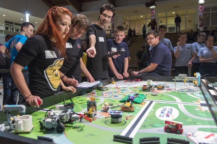 Miskolcon versenyeznek a jövő innovátorai