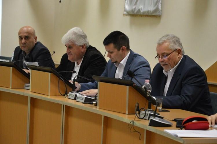 A város pénzügyeit vitatták meg Ózdon