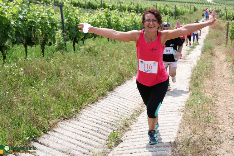 HegyreFel! Extrém futóverseny Tokajban