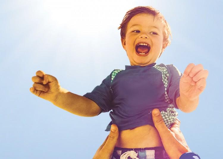 Gyerekek a levegőben, Miskolcon