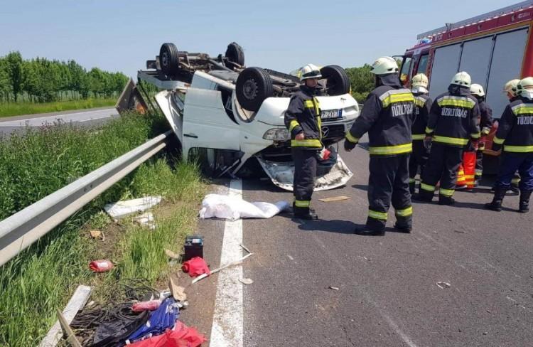 Durva balesetet szenvedett a Kowalsky meg a Vega teherautója