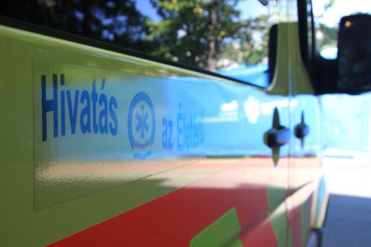 Két súlyos sérültje van a gyerekek borsodi buszbalesetének