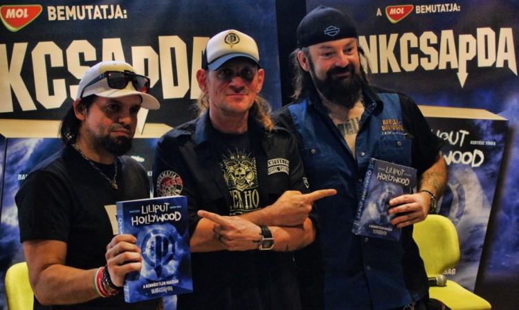A legjobb magyar rockbanda koncertezik Miskolcon