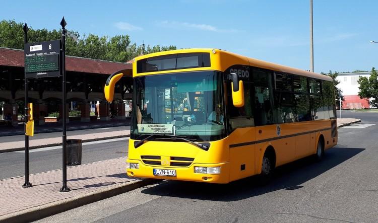 A buszközlekedés jövőbeli üzemeltetőjét keresi Tiszaújváros