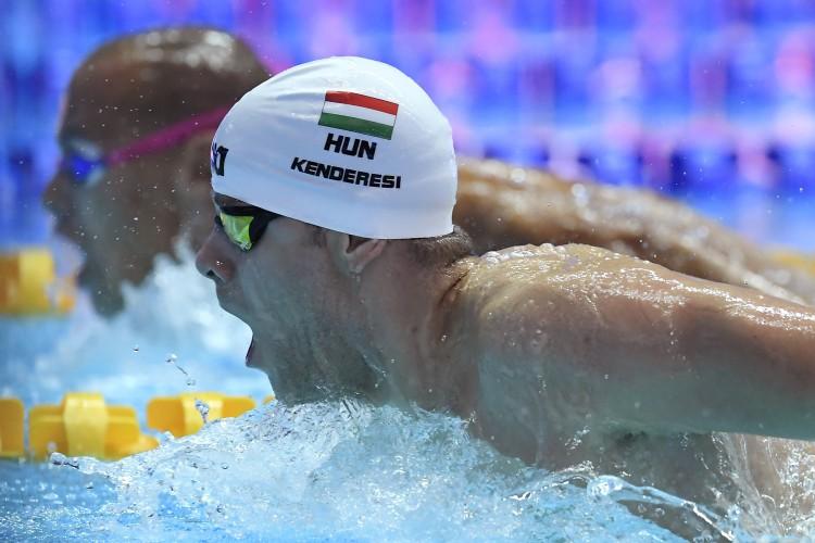 Magyar úszó miatt hívott rendőrt egy lány Kvangdzsuban