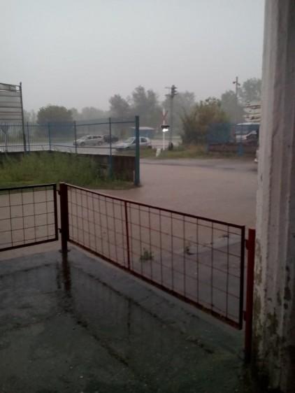 Tarolt a vihar Borsodban