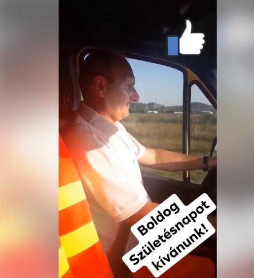 Borsodi mentős lett a hét mentődolgozója