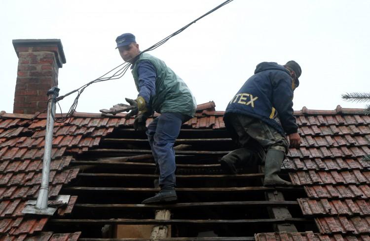 Viharkárok: támogatást kérnek a katolikusok Borsodban
