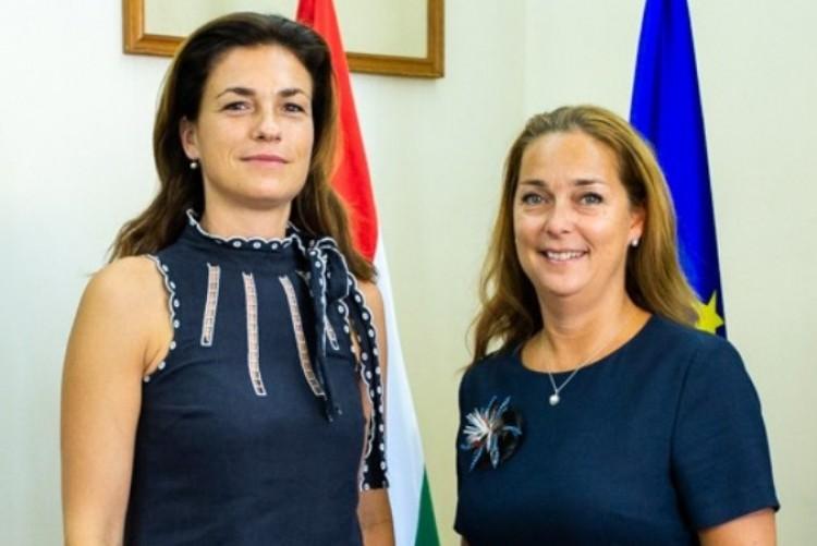 Magyar nők tették helyre a svéd szocialistát