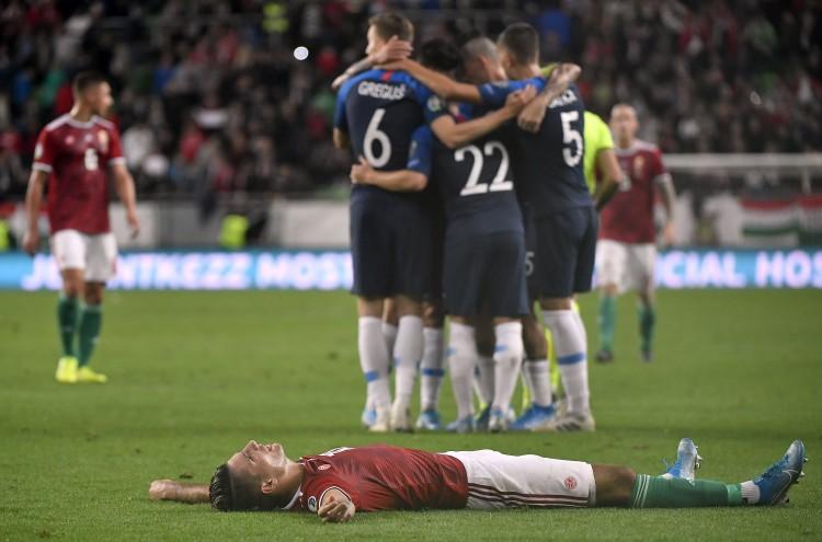 """A szlovákok elleni meccs """"belülről"""" – óráról órára"""