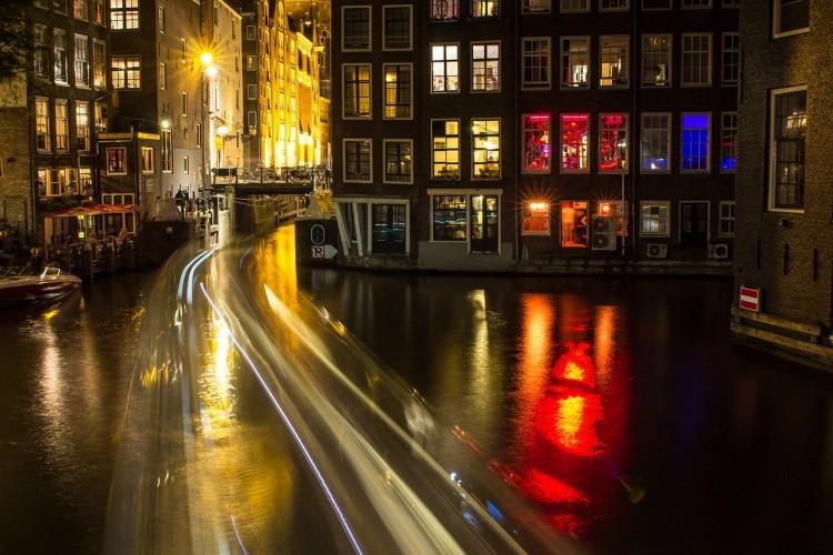 A debreceni betörések után Amszterdamba menekült