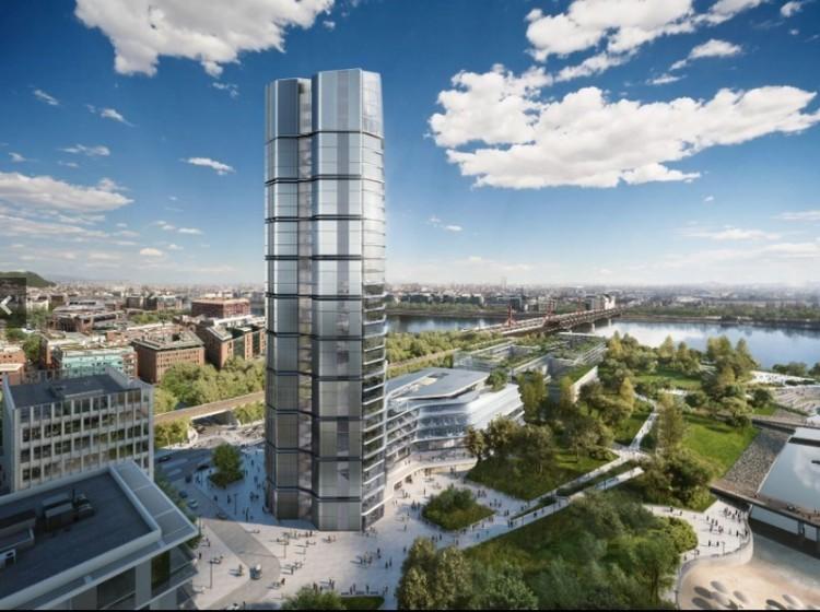 Kormányközeli cég építi a hatalmas Mol-székházat