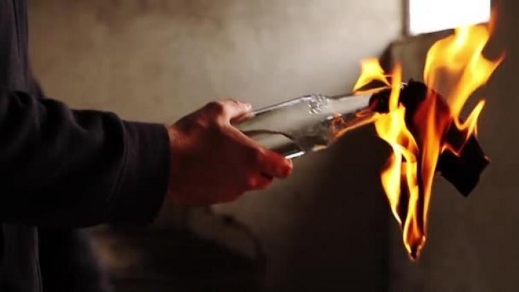 Molotov-koktéllal akart bosszút állni a borsodi férfi