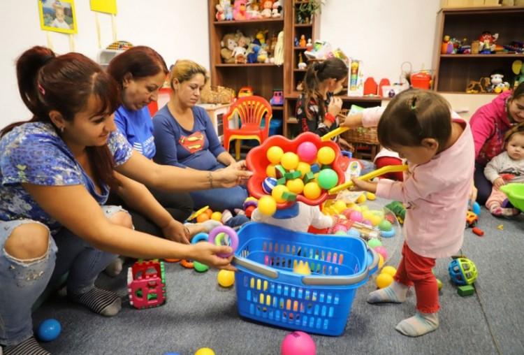 Gyerekházat avattak Boldogkőújfaluban