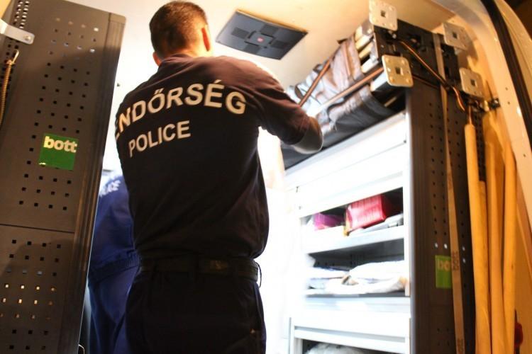 Budapesten fogták el az ózdi emberölés gyanúsítottját