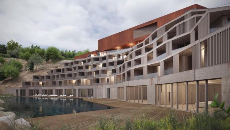 Már keresik az új, ötcsillagos tokaji hotel kivitelezőjét