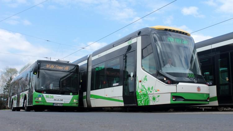 Az utasok elégedettségét mérik Miskolcon