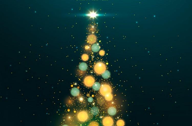 Hazánk legnagyobb karácsonyfája nem a földön áll!