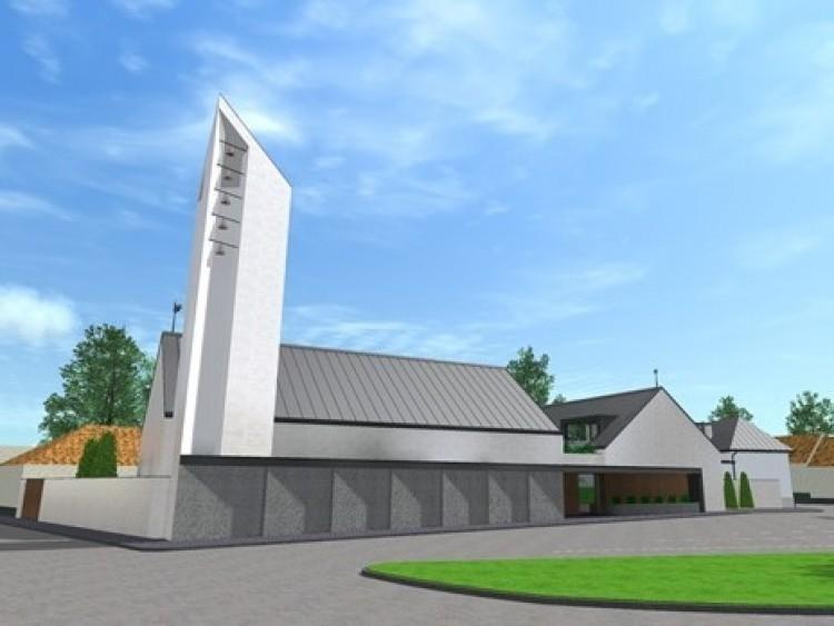 Ezúttal 300 millió a mezőkövesdi templomépítésre