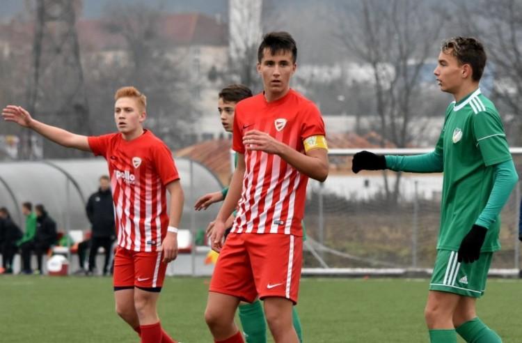 Éber kómában fekszik a DVTK fiatal focistája